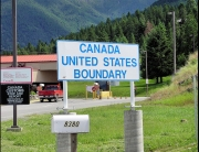 Canada US border ACI ACE emanifest