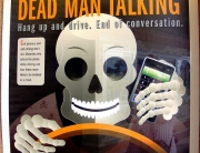 Dead man talking distracted driving