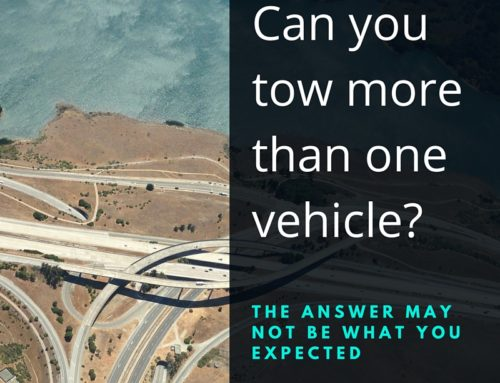 Can you tow more than one trailer?