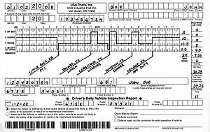 HOS Driver Log Auditing