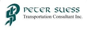 Peter Suess Transportation Consultant Inc Logo