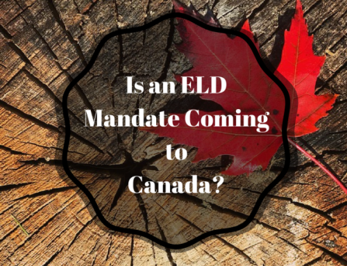 Canadian ELD Mandate: What you need to know