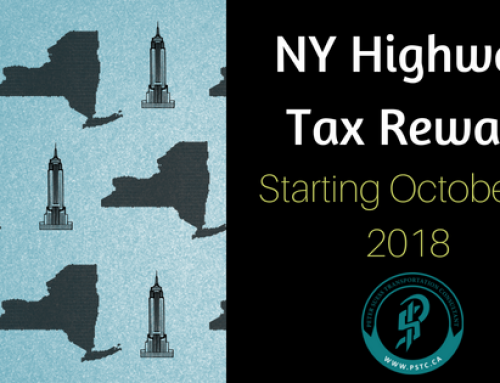 New York Highway Use Tax Renewals Starting Soon.