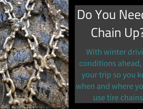 Where Do You Need Tire Chains?