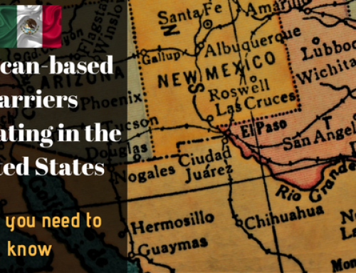 Mexican Carriers Operating in the United States: What you need to know