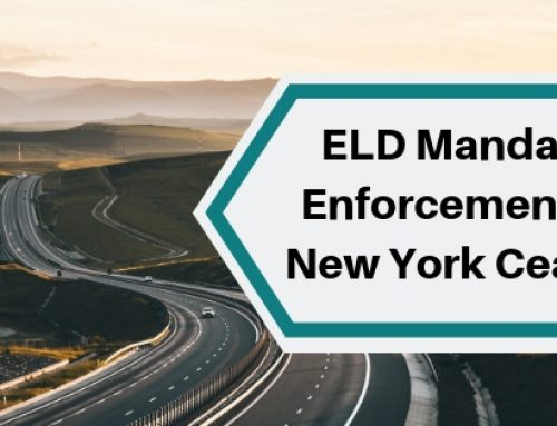 ELD Mandate Enforcement in New York Ceases