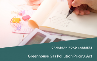 Greenhouse Gas Pollution Pricing Act