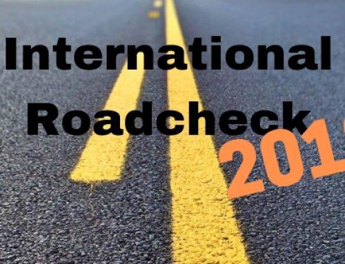 Roadcheck 2019 runs June 4-6