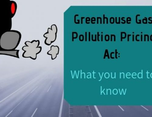 Greenhouse Gas Pollution Pricing Act: What you need to know