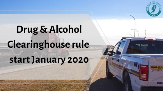 Drug and alcohol clearinghouse rules