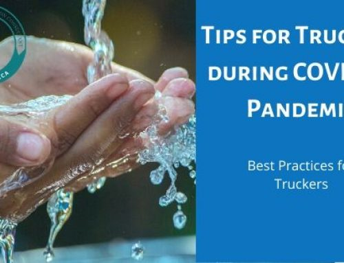 Tips for Truckers during COVID-19 Pandemic