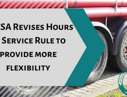 FMCSA revises Hour of Service Rule to provide more flexibility