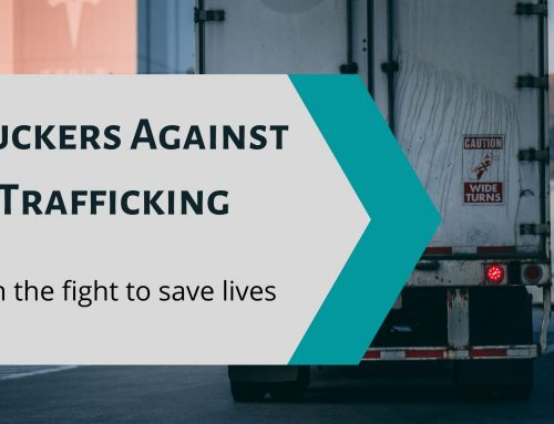 In the Fight Against Human Trafficking, Why Truckers?