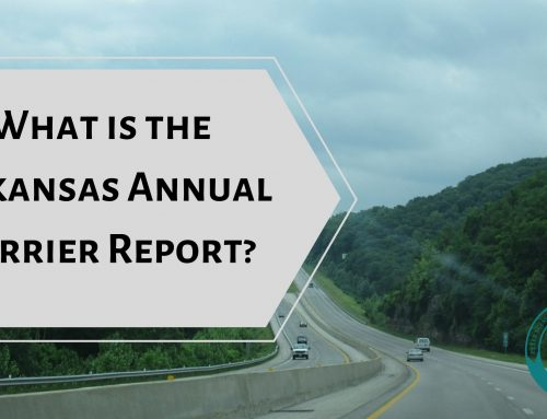 What is the Arkansas Annual Carrier Report?