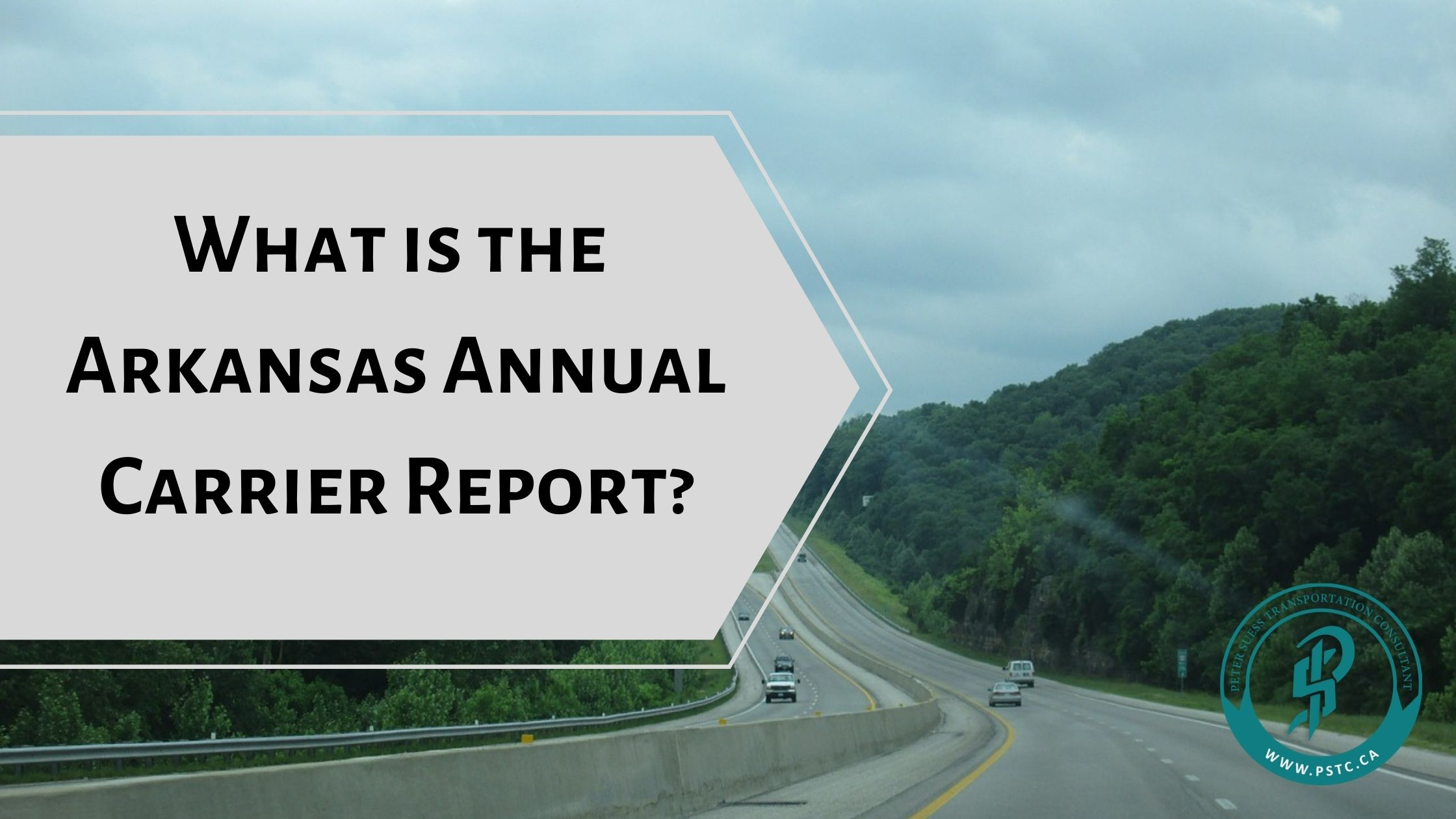 What is the Arkansas Annual Carrier Report