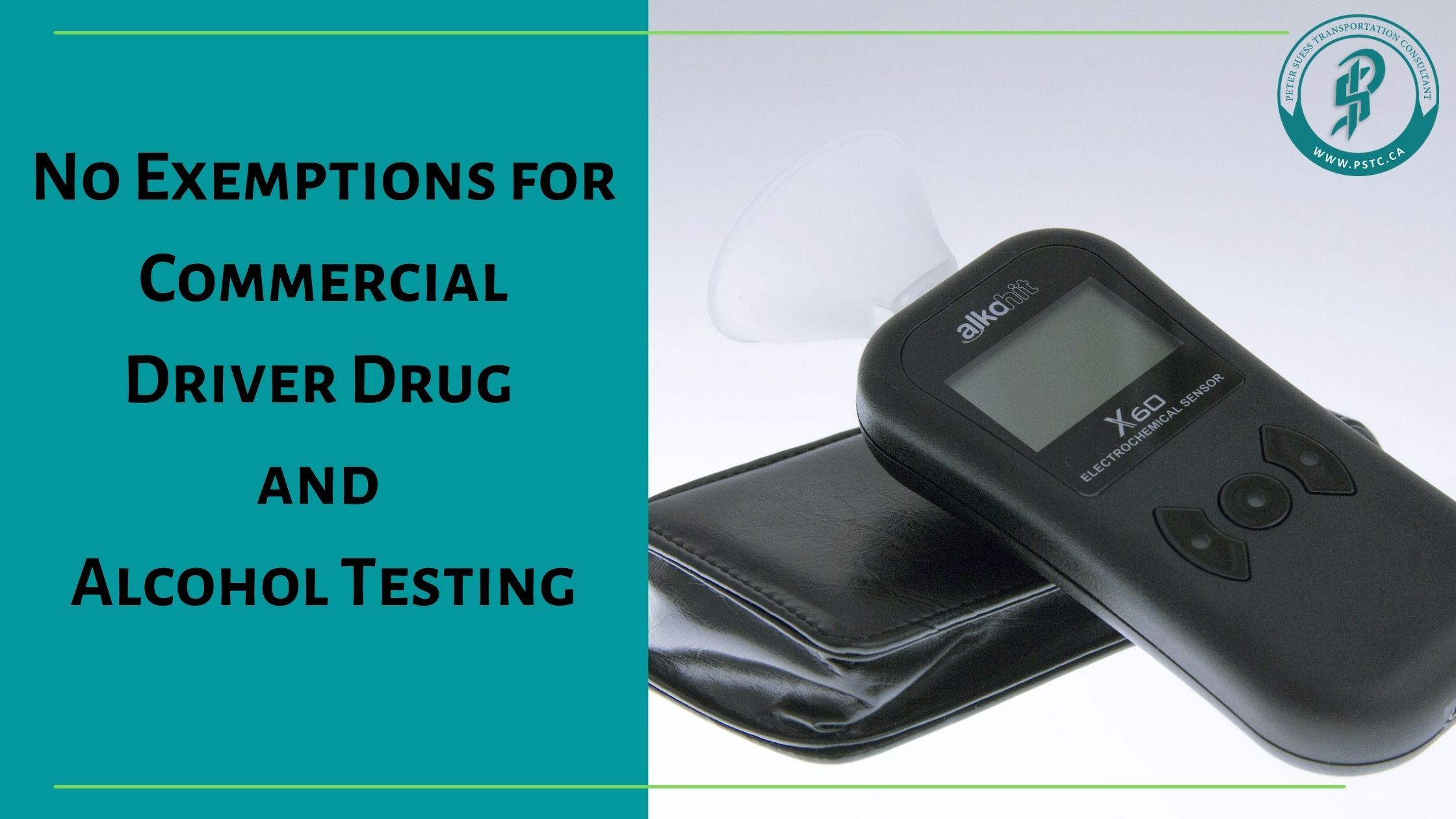 commercial driver drug and alcohol testing
